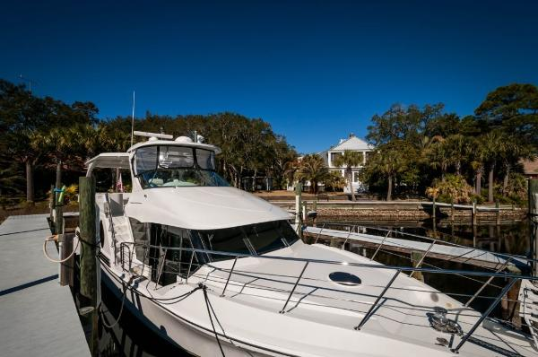 Bluewater 58 Coastal Cruiser Starboard Bow