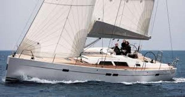Hanse 540e Hanse 430 Sister ship