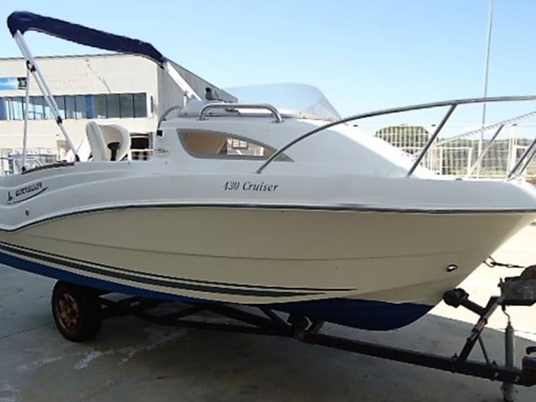 Quicksilver QUICKSILVER CRUISER 430