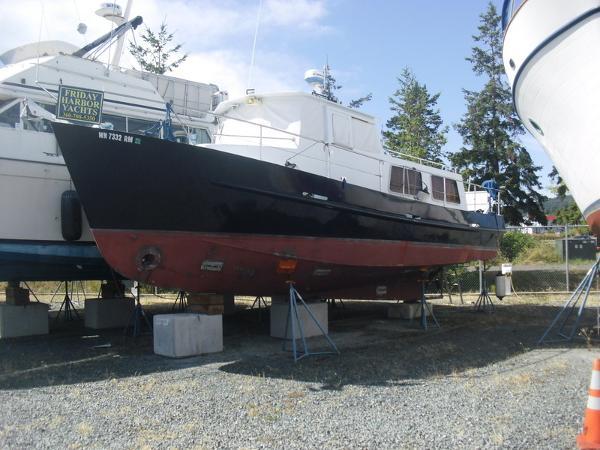 Seahorse Steel Trawler