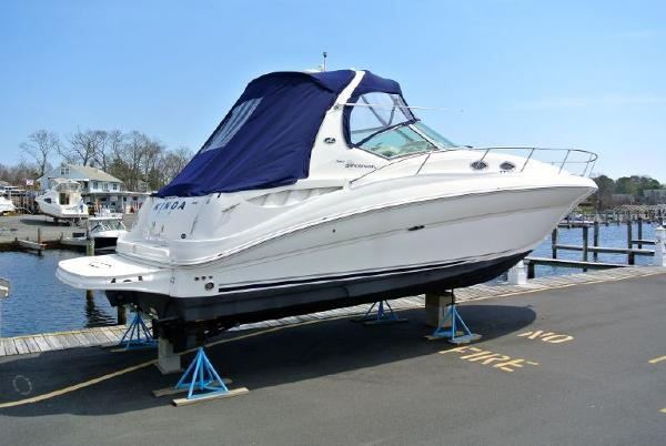 Sea Ray 320 Sundancer 2007 Sea Ray 320 Sundancer