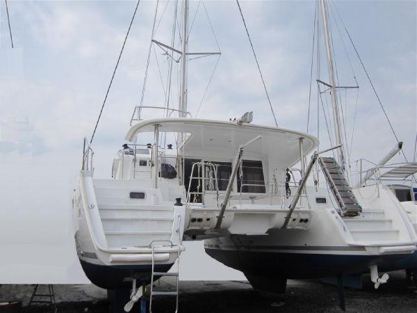 Lagoon 400 S2 Lagoon 400 - Multihull Sailing Yacht