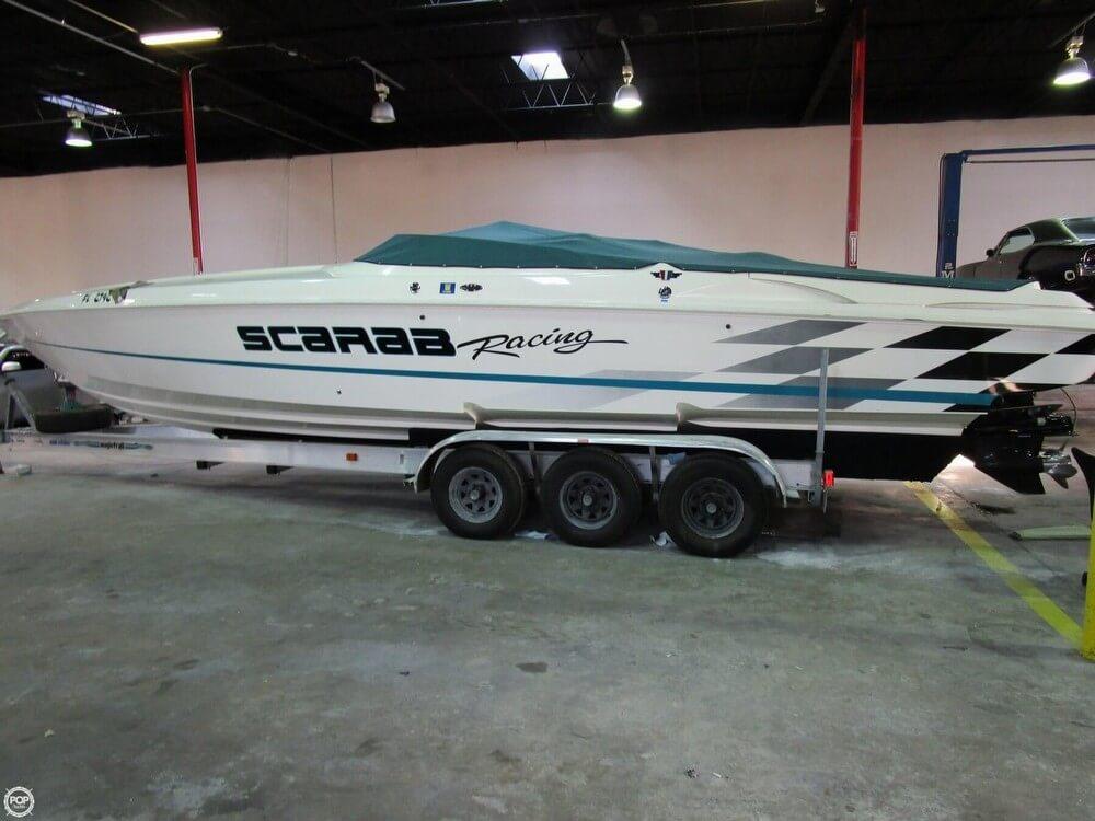 Scarab 33 AVS 1999 Scarab 33 AVS for sale in Sanford, FL