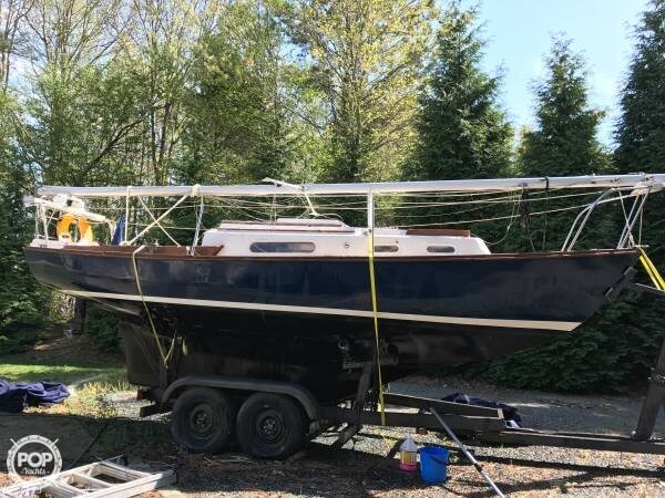 Cape Dory 25 Masthead Sloop 1979 Cape Dory 25 for sale in Trappe, MD