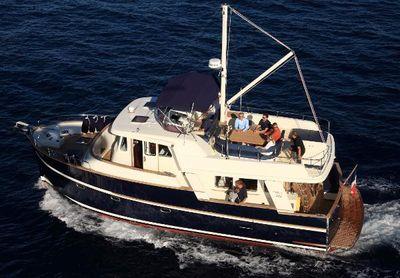 Rhea 47' Trawler