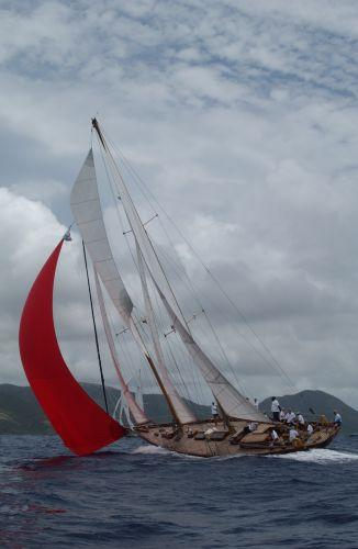 John Alden Staysail Schooner