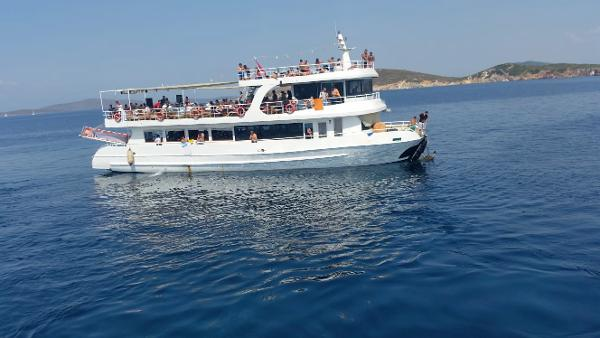 Custom-Craft 24 m STEEL EXCURSION AND DIVING  VESSEL