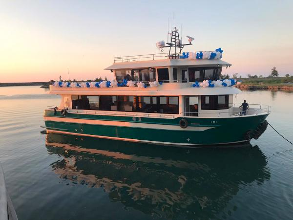 Custom-Craft 24 m STEEL EXCURSION,RESTAURANT  AND DIVING  VESSEL