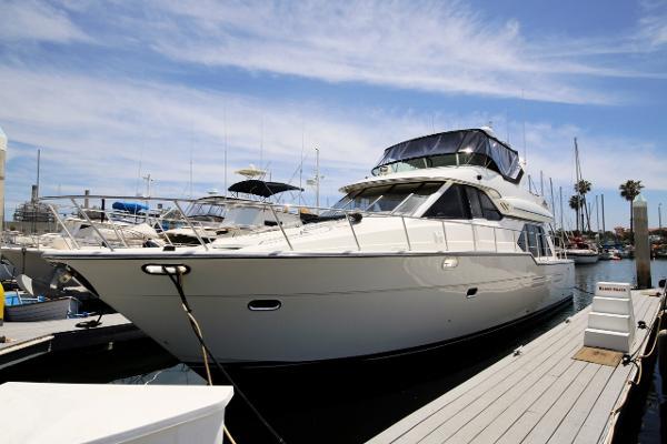. Bayliner 5288 Meridian Pilot House Motoryacht