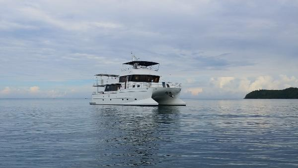 Trawler Catamarans