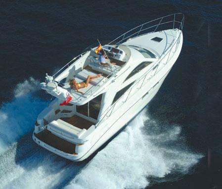 Sealine F34 Manufacturer Provided Image: F34