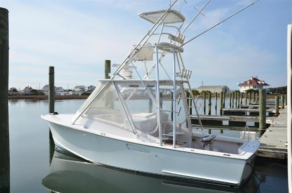 Tides Express Custom Carolina 27 Tides Custom Sportfish