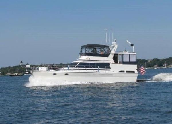 Nova Marine 44 Embassy Motoryacht