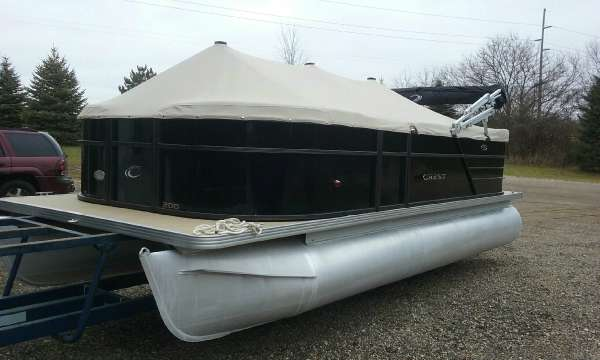 Crest Pontoon Boats CREST I 220 L