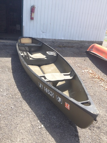 Old Town Canoe Co. Recreation Saranac 146