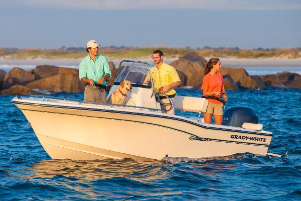 Grady-White Fisherman 180 Manufacturer Provided Image: Manufacturer Provided Image