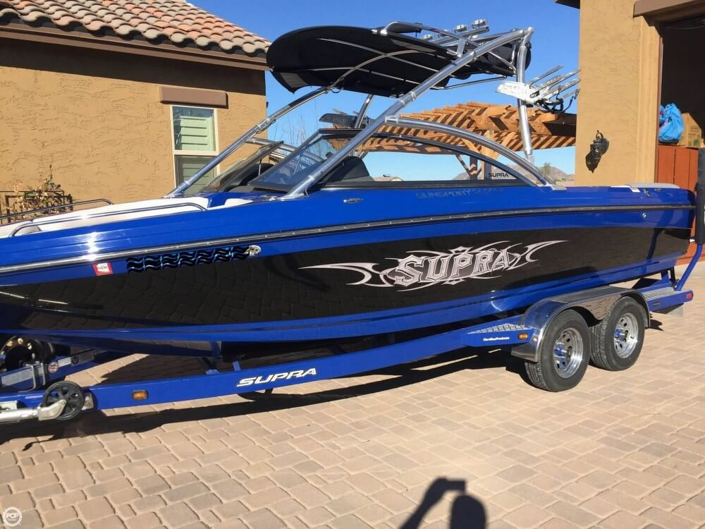Supra Sunsport 22 V 2008 Supra Sunsport 22V for sale in Peoria, AZ