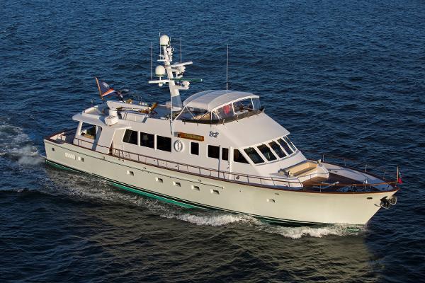 Lyman-Morse Motor Yacht