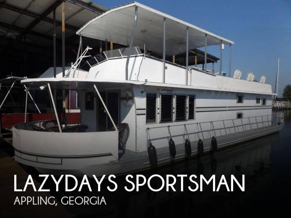 Lazy Days Sportsman 1984 Lazydays Sportsman for sale in Appling, GA