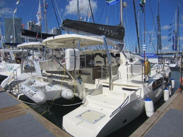 Maverick Yachts of South Africa 440 Custom, owner version