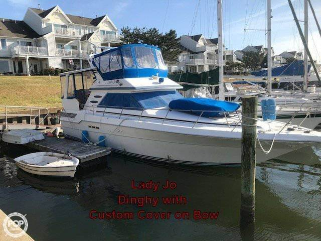 Sea Ray 440 Aft Cabin 1990 Sea Ray 440 Aft Cabin for sale in Norfolk, VA