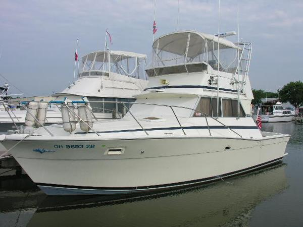Viking 35 Convertible (SRG)