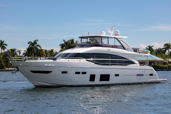 Princess Y75 Motor Yacht