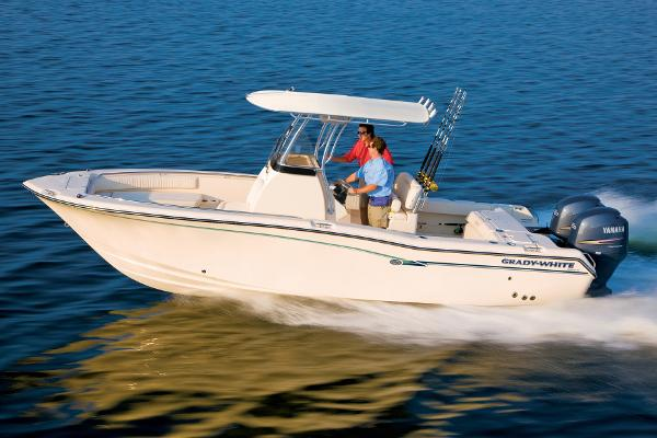 Grady-White Fisherman 257 Manufacturer Provided Image