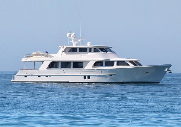 Offshore 87/92 Motoryacht