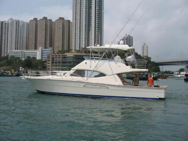 Grand Harbour 52' Sport Fisher Exterior-1