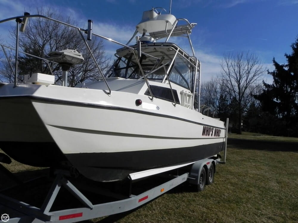 Manta Ray 25 1991 Manta Ray 25 for sale in Sellersville, PA