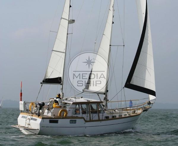 Siltala Nauticat 38 SILTALA YACHT - NAUTICAT 38 - exteriors