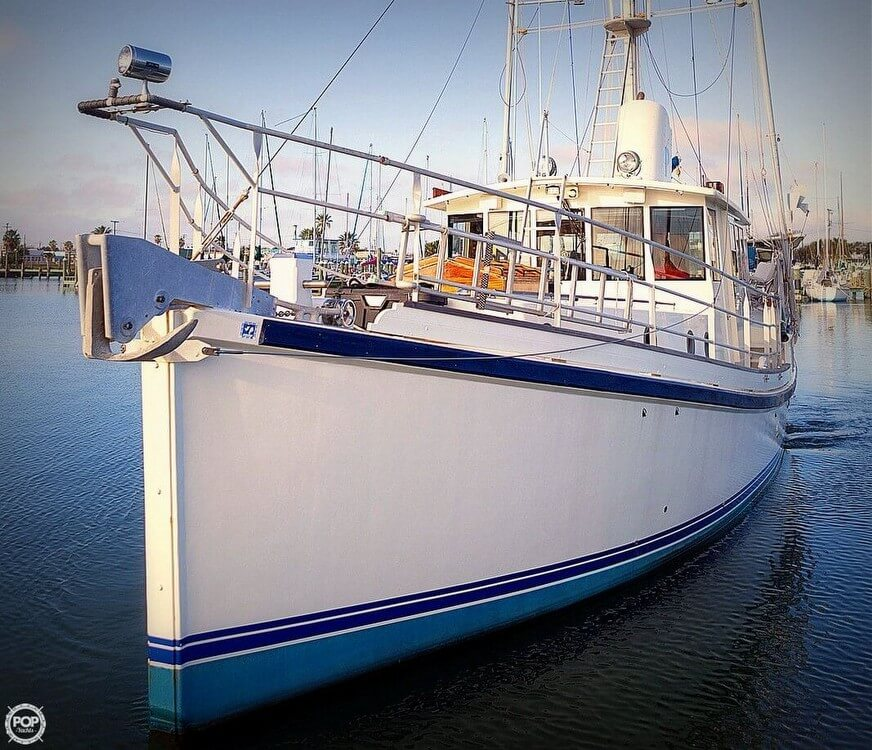 Custom-craft 46 Diesel Duck 2009 Custom 46 Diesel Duck for sale in Rockport, TX