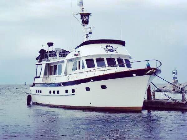 Defever Trawler DEFEVER 68