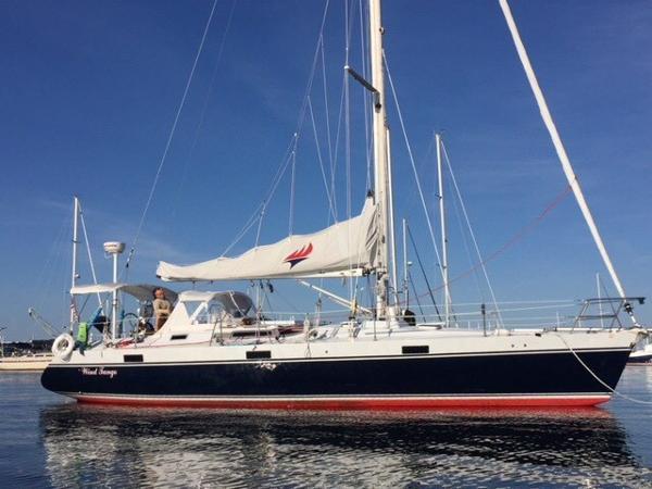 Beneteau Oceanis 430 Beneteau 430 Wind Tango Hull profile