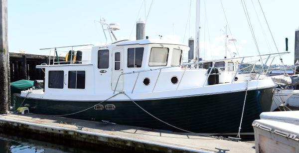 American Tug 34  Hull #19  Alegria