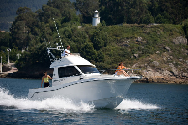 Rodman 870 Flybridge Picture #1