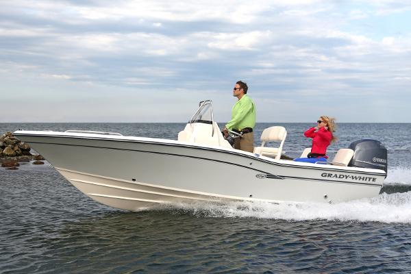 Grady-White 191 Coastal Explorer