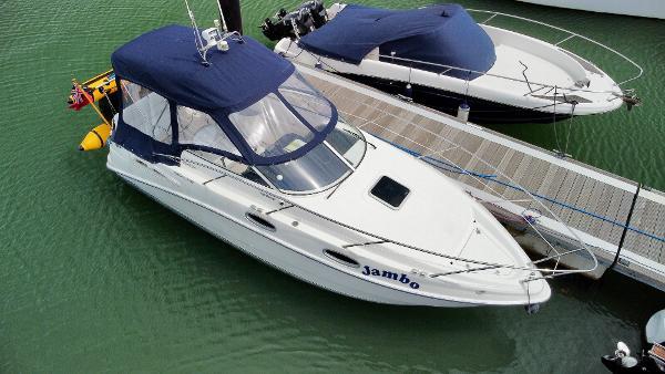 Sealine S23 Sports Cruiser SEALINE S23 'Jambo'