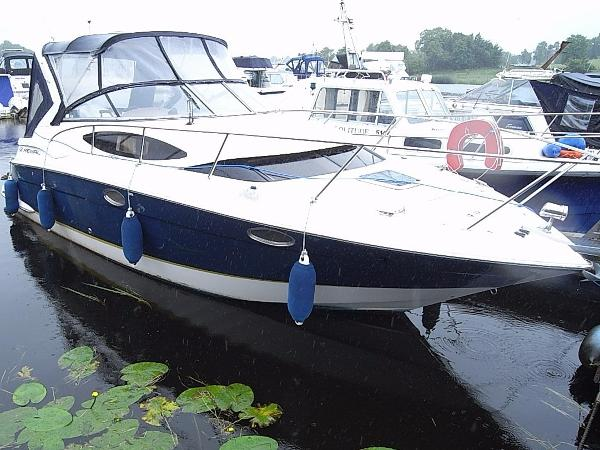 Regal Commodore 3060 Regal 3060 Commodore with BJ Marine