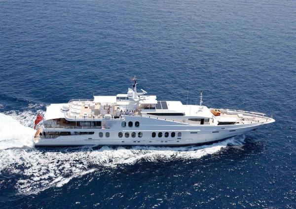 Oceanfast Luxury Yacht