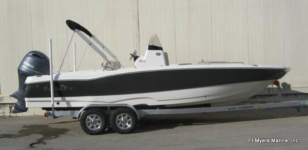 Nautic Star 231 Angler