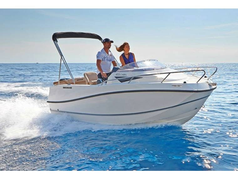 Quicksilver Quicksilver Activ 455 Cabin