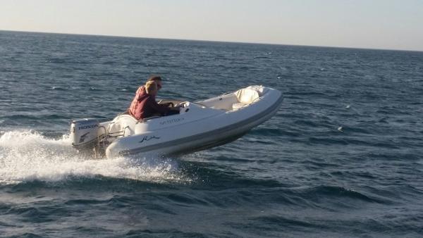 Arimar Tender Yacht Style 360