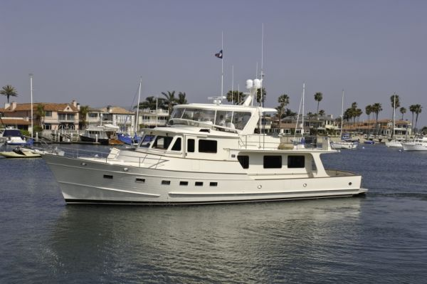 Fleming 65Pilothouse - New Build Fleming 65