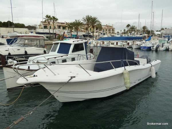 White Shark 285 White Shark 285 2004