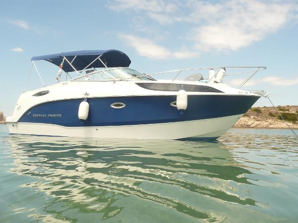 Bayliner 255 Cruiser P1030447