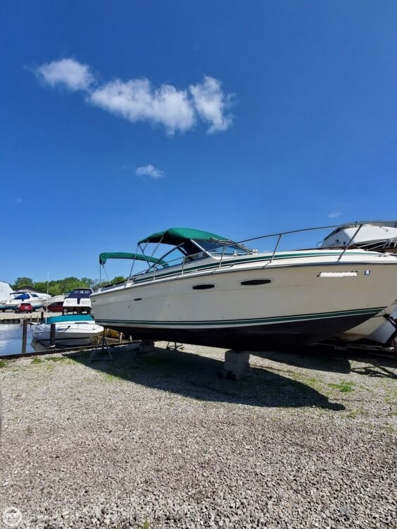Sea Ray 255 Amberjack 1981 Sea Ray 255 Amberjack for sale in Harrison Township, MI