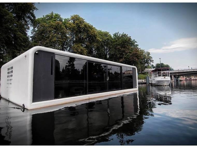 Floodule FLOO3 Basic Version Houseboat
