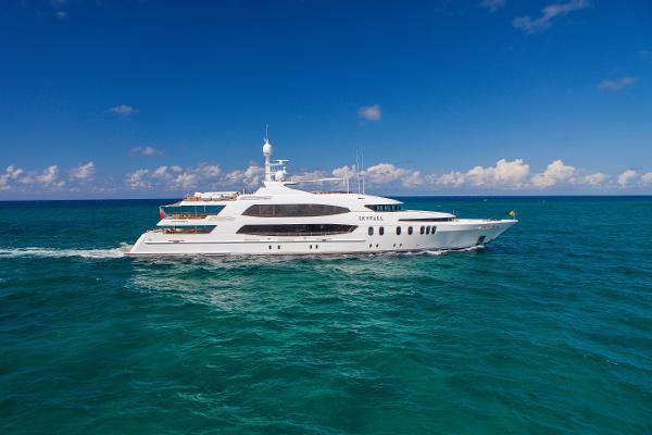 Trinity Motor Yacht